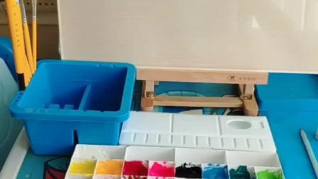画水粉画要准备的一些工具和材料,有用大家就收了,要开始系统的教少少画水粉画了从认色和调色开始喜欢就关注我们吧!