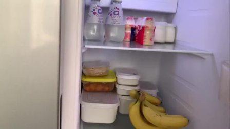 """高颜值香蕉全麦吐司卷,不但好吃饱复感强 """" ,又一个减脂群姐妹报喜说瘦了20几斤"""