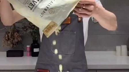 坚果酥脆 原味饼干 55g  牛奶巧克力20 燕麦片15   坚果碎15 海盐0.5