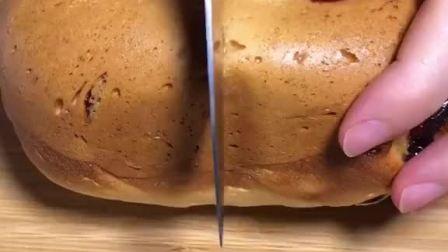 懒人面包,不用烤箱,不用揉面,超简单,松软香甜