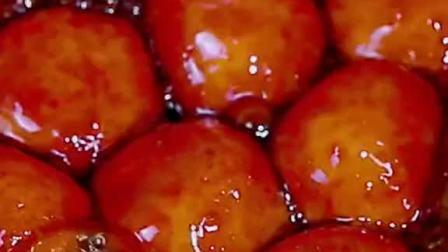 香甜软糯的广式甜品糖不甩,好吃