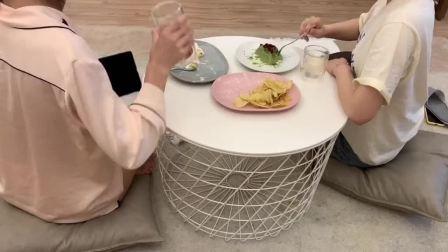 闺蜜教的烤棉花糖吐司是什么神仙吃法!i了!