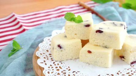 无需烤箱,轻松做出美味蒸蛋糕,蓬松绵软,香甜细腻,非常健康哦
