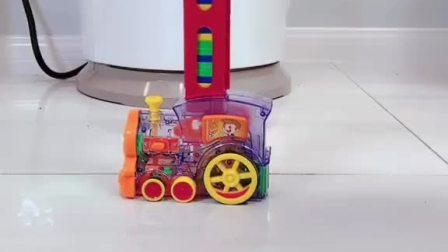 呼噜噜小火车给宝宝买的六一儿童节礼物自己先玩嗨了哈哈helliphellip