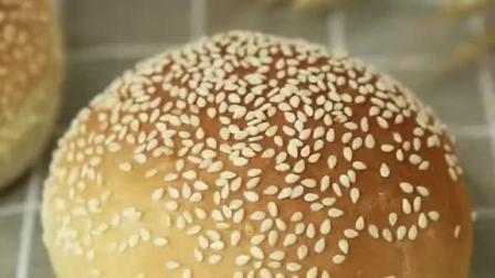太惊喜了! 汉堡面包的做法意外曝光!自己在家也能做 了!