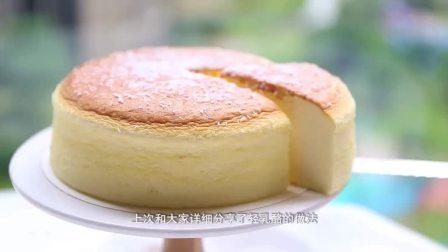 一个小小秘诀,让轻乳酪蛋糕也能轻松做,简单到难以置信。