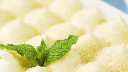 香浓甜美,颜值超高的日式豆乳盒子蛋糕