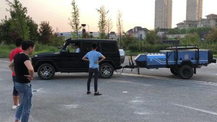 拖挂房车倒车入库培训,中国房车业内需要专业培训机构和管理标准,这也是我们的专长