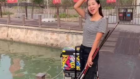 钓鱼不停歇