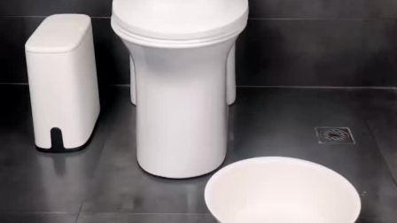 婆婆最近懷了二胎每天清洗非常煩惱多虧了這個坐浴盆干凈衛生孕婦產婦老人都能用