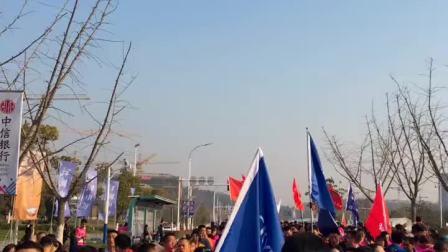 Go Go Go,2019南京溧水马拉松,创维电器小伙伴们一起加油!