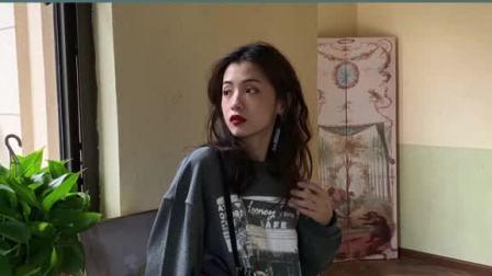 麻麻,我想买卫衣。买,买几件,两件够吗?