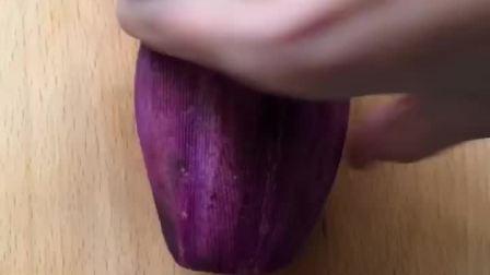 紫薯馒头做法 香甜好吃😋