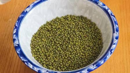 绿豆别只会熬粥了,这种吃法夏天火了,清热解暑,奶香浓郁!一口一个超好吃!