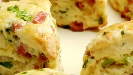 零难度肉松面包做法,配料超足~#美食趣胃计划#在家支个小吃摊