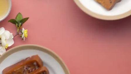 过年在家做红糖蜜豆年糕,软软糯糯年味十足!#美食#寻找年味#年糕