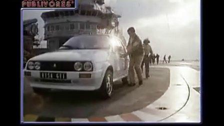 法国雪铁龙汽车广告