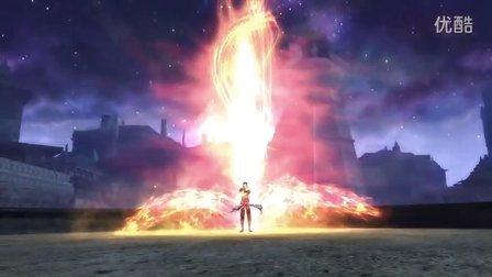 《仙剑5前传》超酷技能宣传片