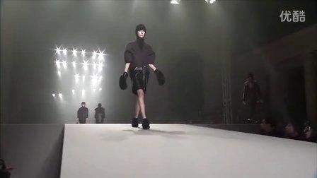 ALEXANDER WANG 2013 秋冬女裝T台
