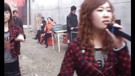 保定容城女子军乐队刘梅