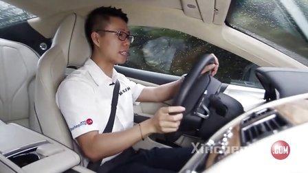 邦德的座驾 新车评网试驾阿斯顿·马丁Virage