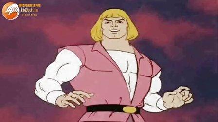 80后动画片头之宇宙巨人希曼