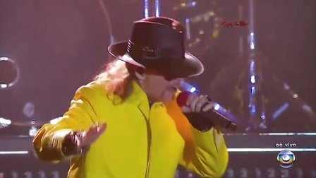 Guns N´ Roses - Welcome To The Jungle (2011)