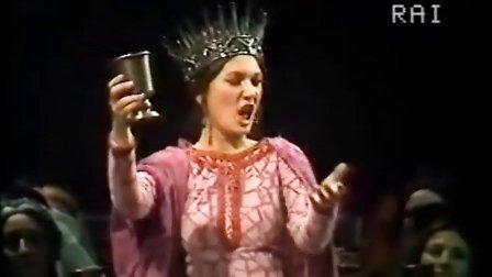 西尔维亚.萨斯Sylvia Sass - 威尔第 麦克白夫人的饮酒歌