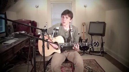 十七岁的外国歌手唱月亮代表我的心