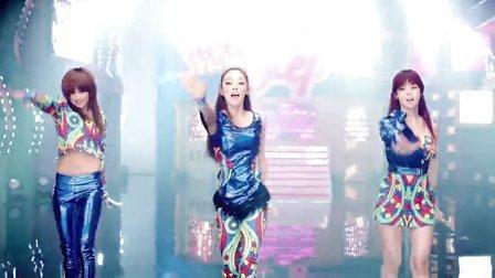 [杨晃]超清收藏版 美翻了!韩国性感美女组合KARA最新热力舞曲STEP官方版