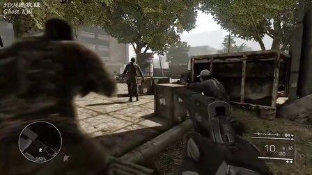 《狙击手:幽灵战士2》最高难度视频攻略 第五章