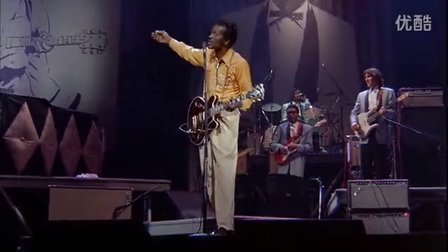 Chuck Berry  Julian Lennon - Johnny B. Goode