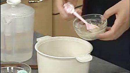 微波美食21酸辣汤