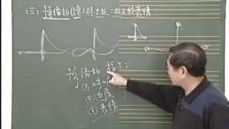 二单元:指挥与领唱03预备拍(续)与三拍、二拍子的表情