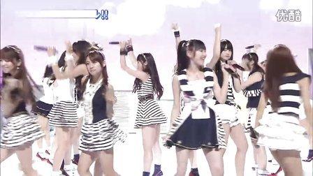 110723 Music Fair 全场 AKB48 特集SP LIVE访谈未公开映像