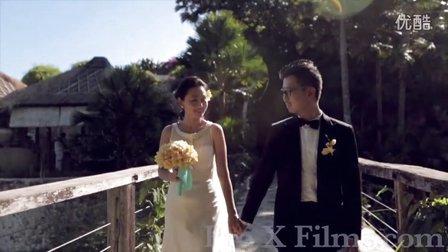 Evan  Maggie's wedding 巴厘岛婚礼MV