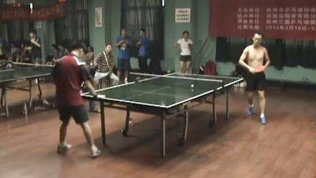 半决赛:小捕快(正胶)vs孙朝云(正胶)