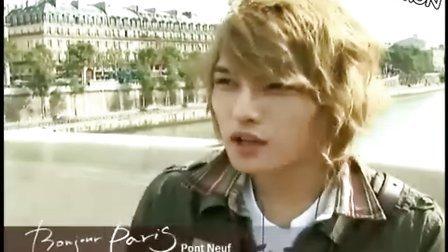 Bonjour Paris DVD花絮_part1