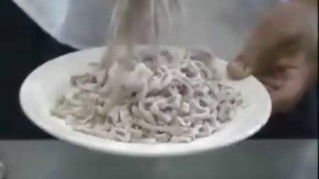 家常菜做法大全 第30集  (干煸肉丝)