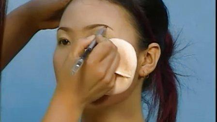 学做化妆师(视频)全3集 ------职业技能培训系列讲座2