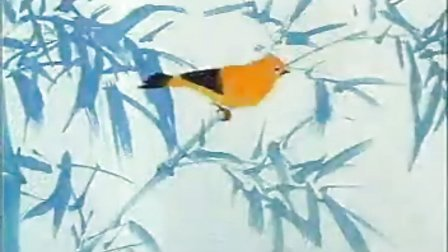 动画片:螳螂捕蝉