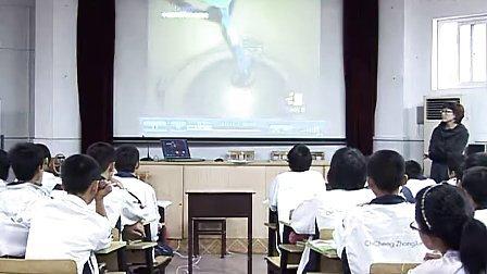 八年级科学优质课视频上册《大气的压强》浙教版潘老师