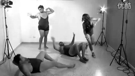 【奇趣音乐趴】视觉反差,这样的肥男演绎碧昂斯经典Single Ladies