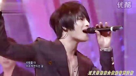 081116 SBS人气歌谣 - Wrong Number   Ending中字