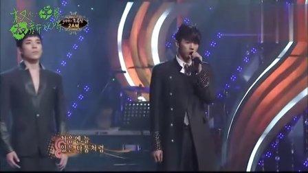 101121 金正恩的巧克力 2AM_cut【韩语中字】