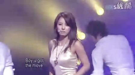 李孝利-Shall we dance(超棒的舞台)
