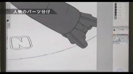 超强CG插画技法教程3—插画师okama