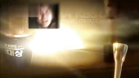 [2010_KBS演技大赏][第三部分][KO_CN]
