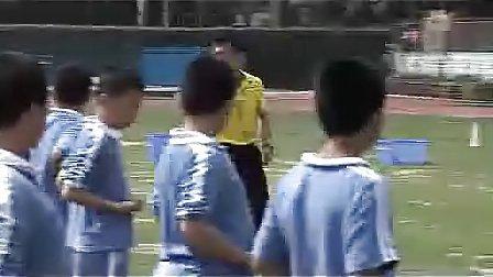 小学五年级体育优质课视频《五步拳与游戏播种收获》刘老师小学体育优质课视频