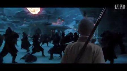 《最后的风之子》30秒超级碗片花 气土火水四大御术亮相